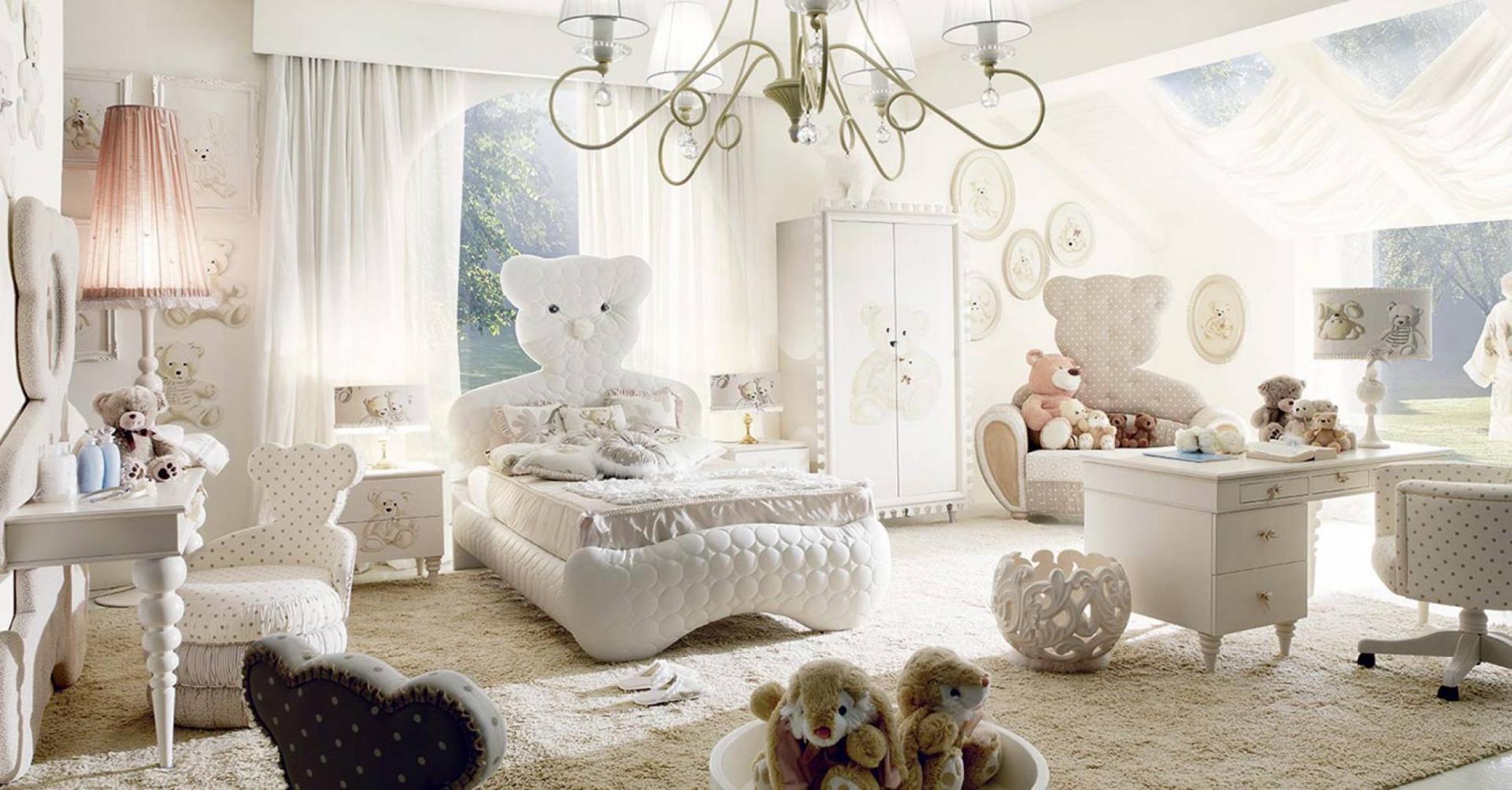 Производство детской мебели из массива