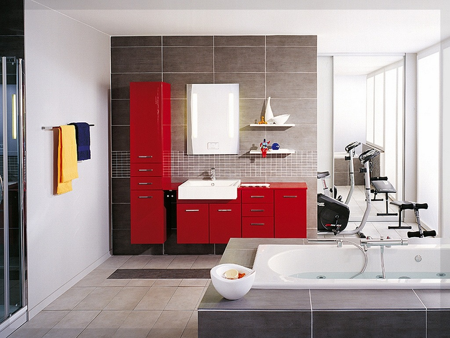 Мебель для ванной 7