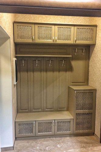 Мебель для прихожей из МДФ с рифлексом