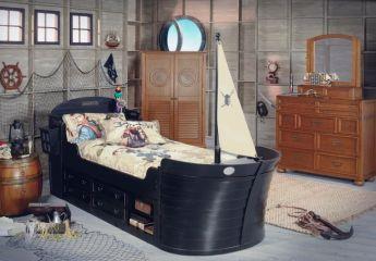 Мебель из массива «морская тематика»