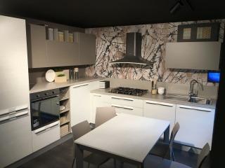 Кухня в матовых тонах