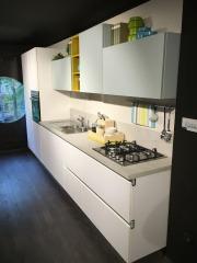 Однорядная (линейная) кухня
