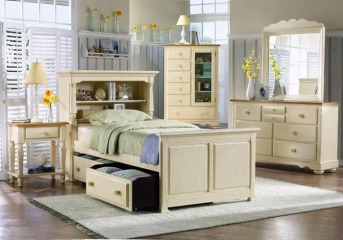 Мебель в детскую стиль прованс