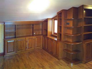 Мебель для кабинета в мансарде