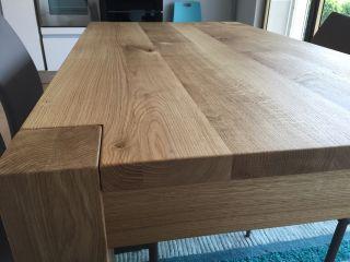 Кухонный стол из массива дуба