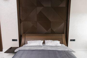 Стеновые панели в спальню
