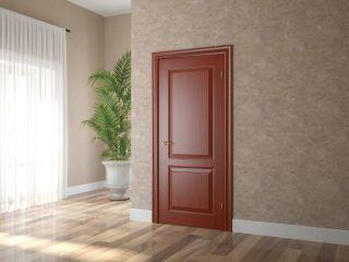 Дверь из массива и шпона дуба 5