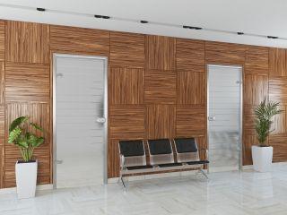 Стеновая панель шпон фан-лайн Эбен 5