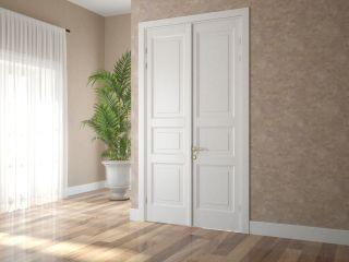 Комплект дверей из МДФ и массива дуба 10